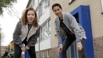 Afbeelding van nieuwsbericht Mavo-leerlingen ontwerpen Happy Building